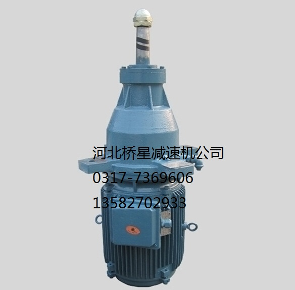 htj/tdq/cfd冷却塔专用减速机 冷却塔减速机桥星