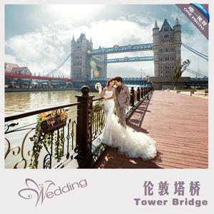 伦敦塔桥外景