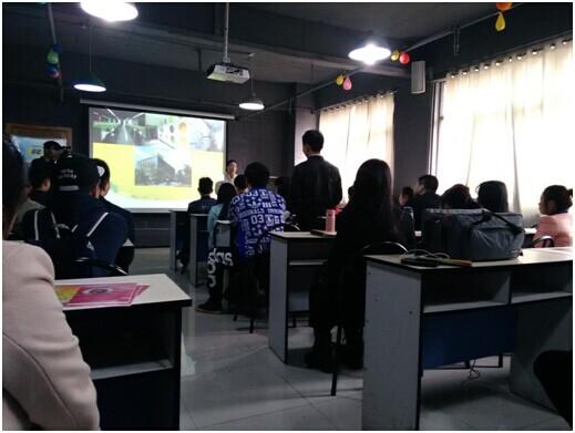 清美CG武汉学院学UI设计让你就业前程无忧