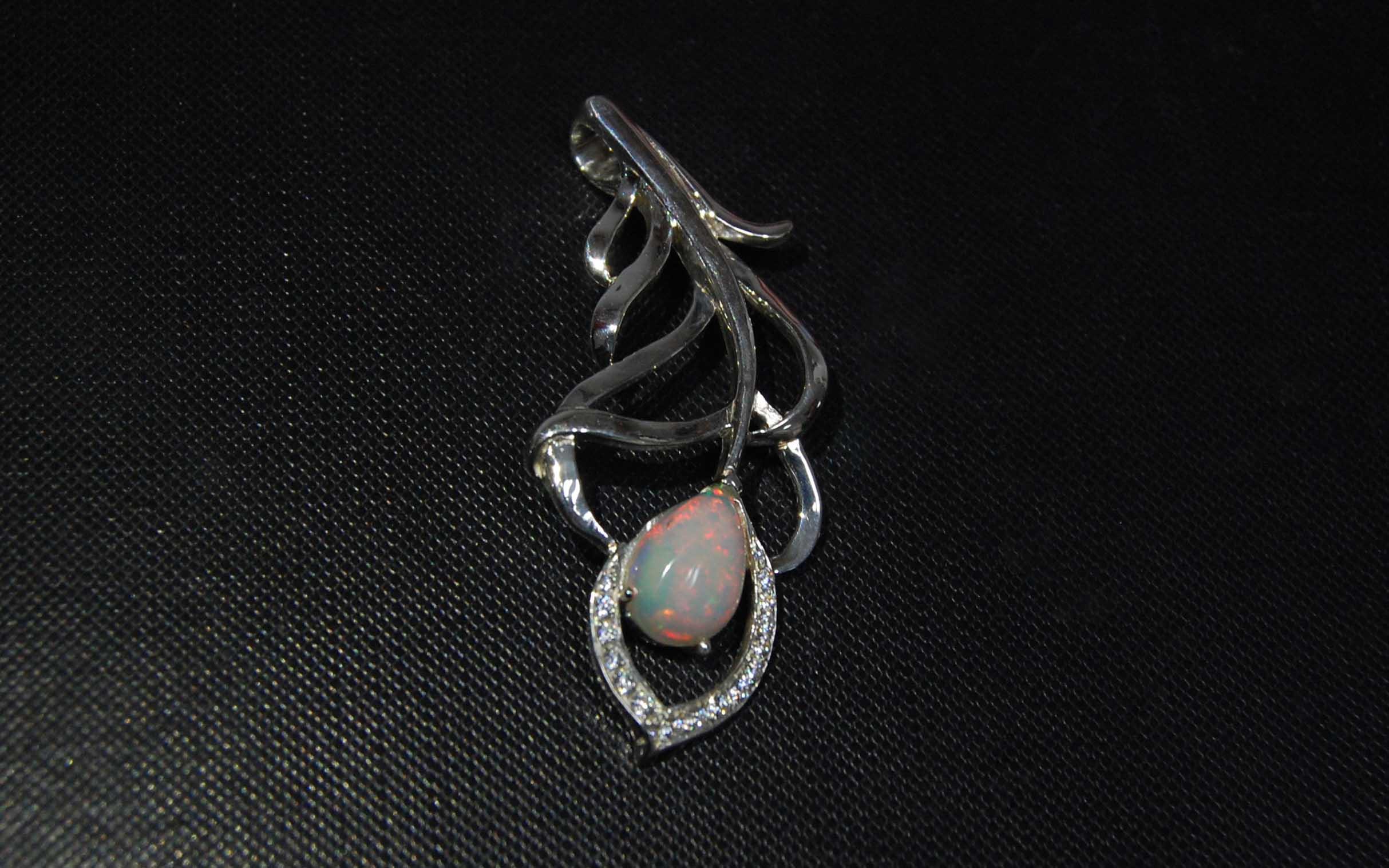 珠宝戒指手绘设计图展示