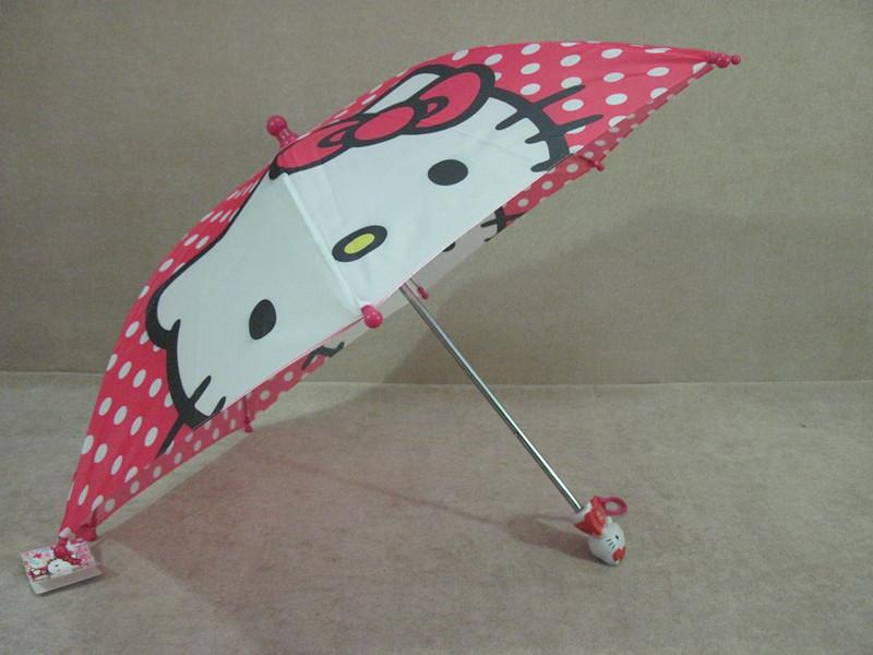 儿童伞 猫