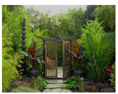 原则园林景观违规庭院设计的八大别墅别墅黉里东阳门设计图片