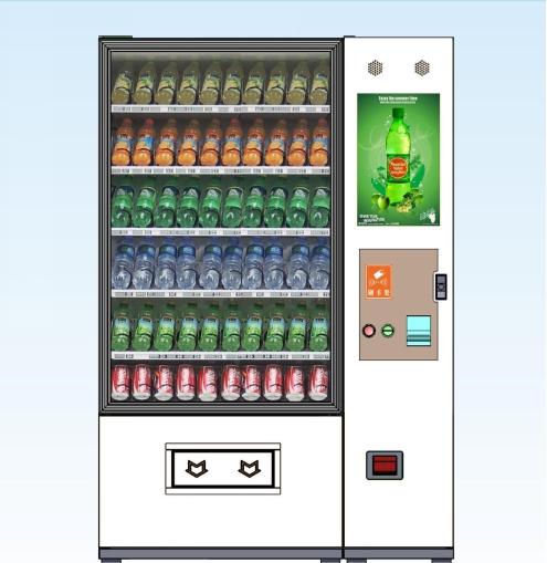 自动售货机上的应用