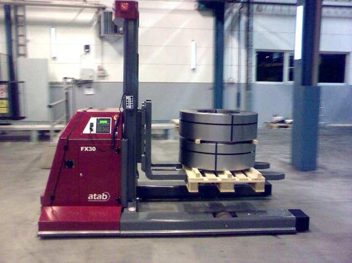 高效率AGV成工厂标配,华北工控全力打造AGV一体化嵌入式方案