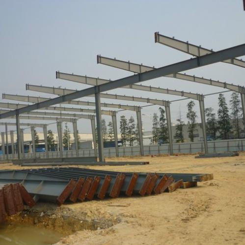 兴国知名的钢结构构件常见的5种组装方法