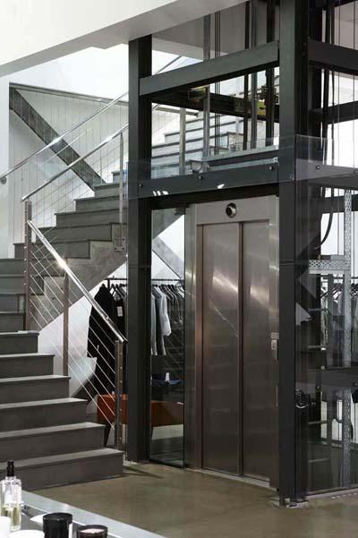 青岛电梯过道灯别墅别墅图片