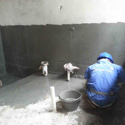 广州卫生间防水补漏的几个步骤,值得一看