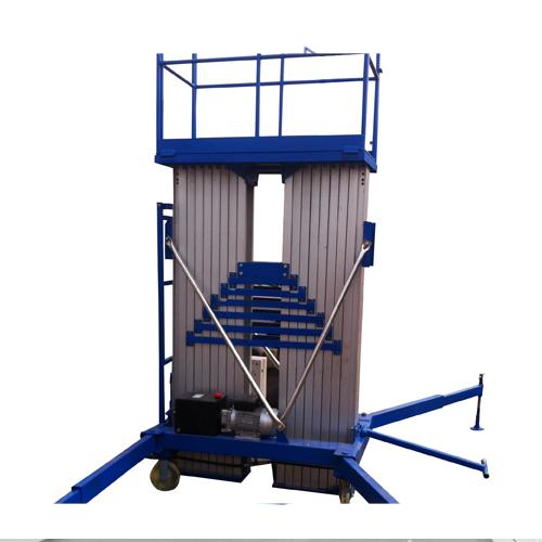 液压升降机平台的工作原理