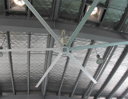 洛阳嵩县7米大型节能吊扇信誉保证欢迎大神指导