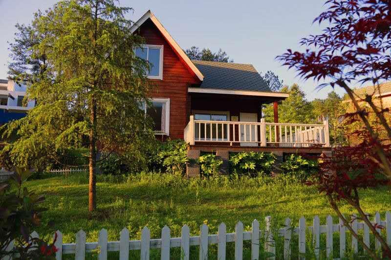 欢迎进入黄山避暑度假别墅,享受田园生活
