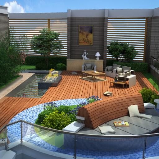 句容市别墅屋顶花园怎么做好看 有没有好的推荐