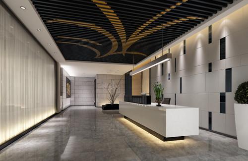 中山创意办公空间设计图片