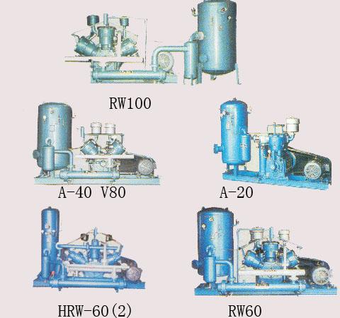 往复式空气压缩机系列(单段)图片