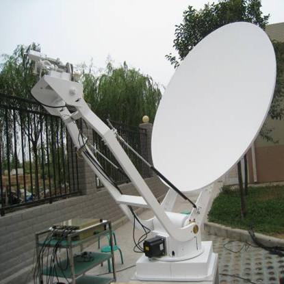 陕西监测系统,静中通卫星通信指挥车,卫星地面站