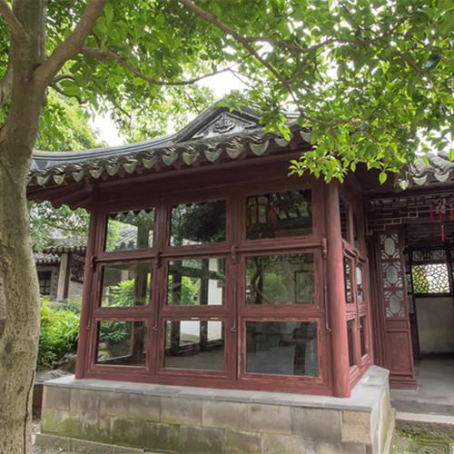 南京专业的古典园林设计