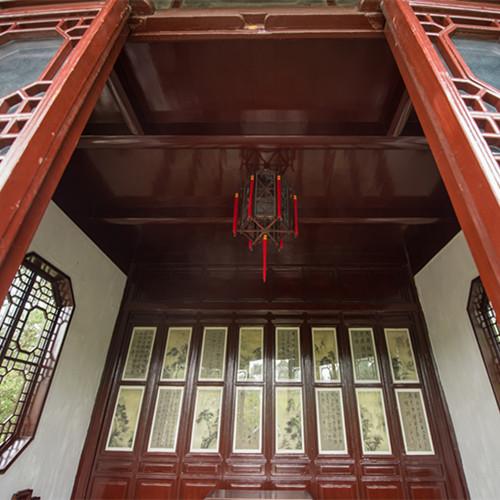 苏州吴江区阳台花园设计认准匠欣亭