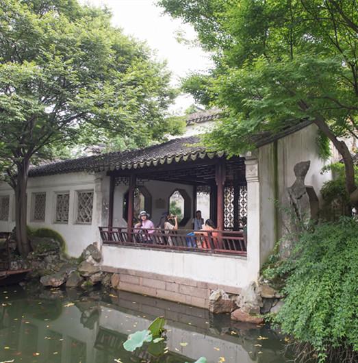 无锡梁溪区园林别墅设计认准匠欣亭