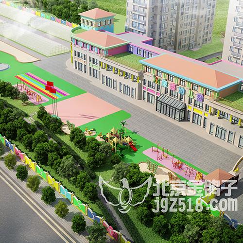 康泰幼儿园设计  设计亮点:吊顶及墙面造型提取