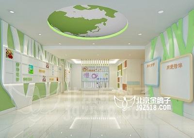 河北唐山幼儿园幼儿园装修设计