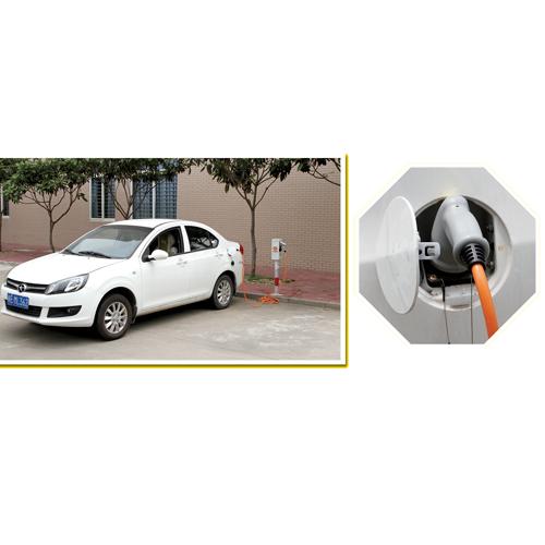 汽车充电桩高清图片