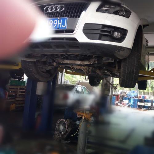 奥迪自动变速箱专业维修及保养