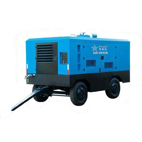 移动螺杆式空气压缩机