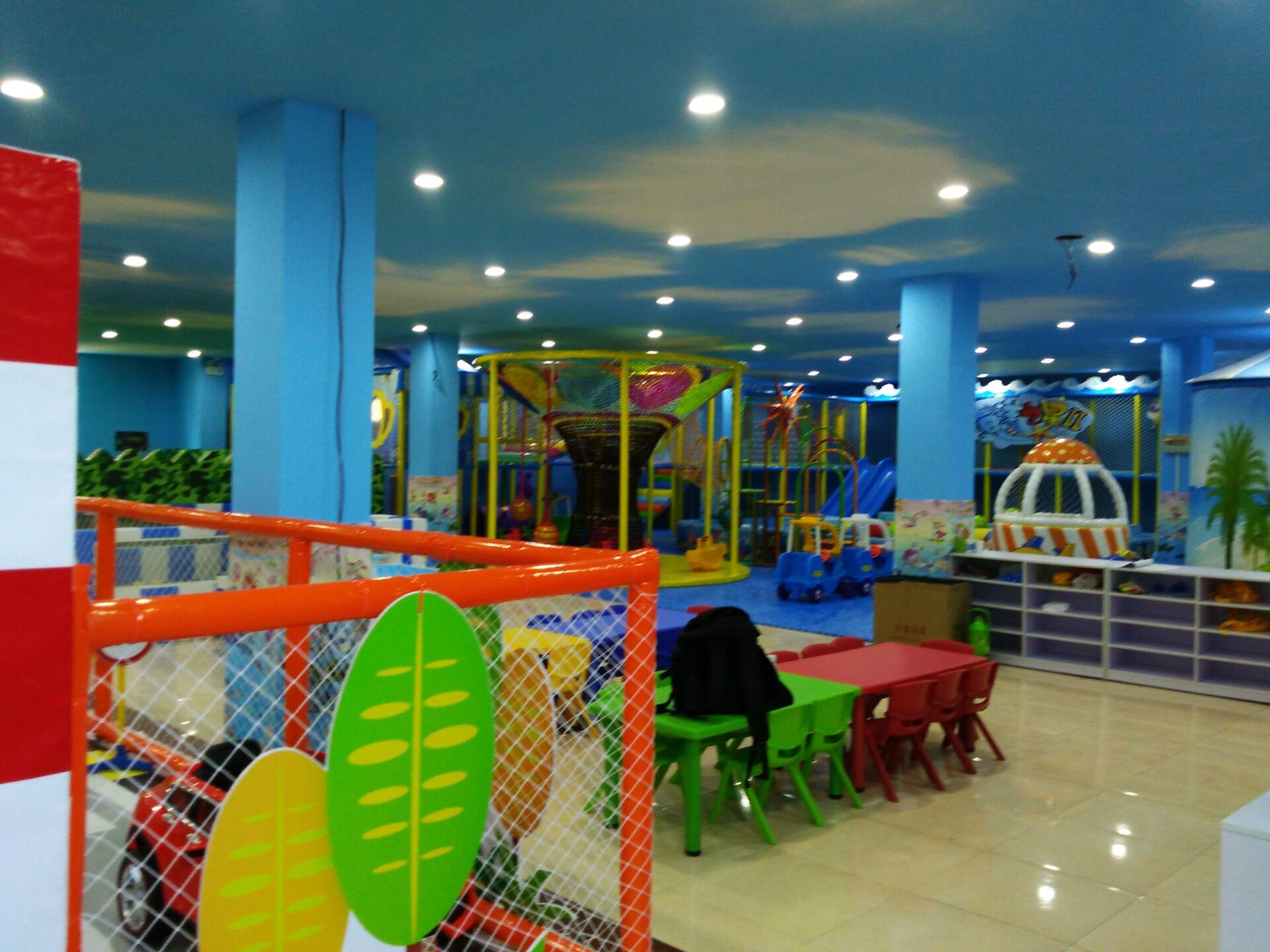 潜江快乐小孩室内儿童游乐园加盟怎么样?哪家好?