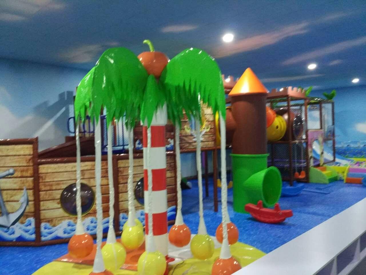 湖北神龙架快乐小孩儿童游乐园加盟怎么样?