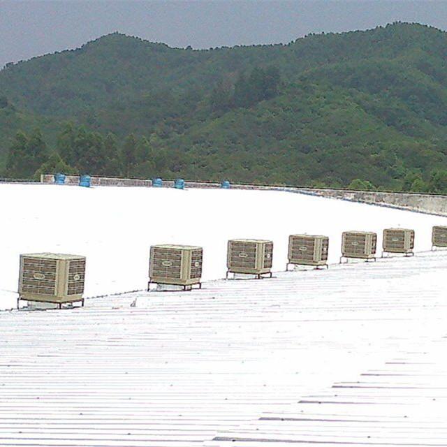 钢结构厂房高温闷热怎么办.惠州弘润为您通风降温
