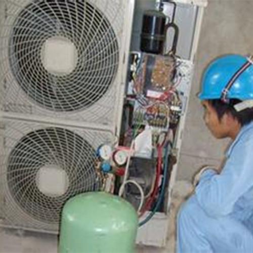 空调移机开机步骤图解