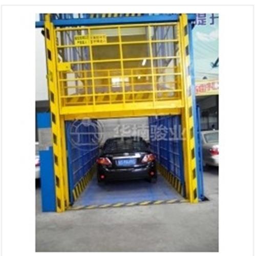 汽车4s店升降机图片