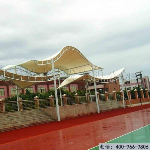 深圳龙华区etfe透明膜结构建筑施工商;技术专业,效果