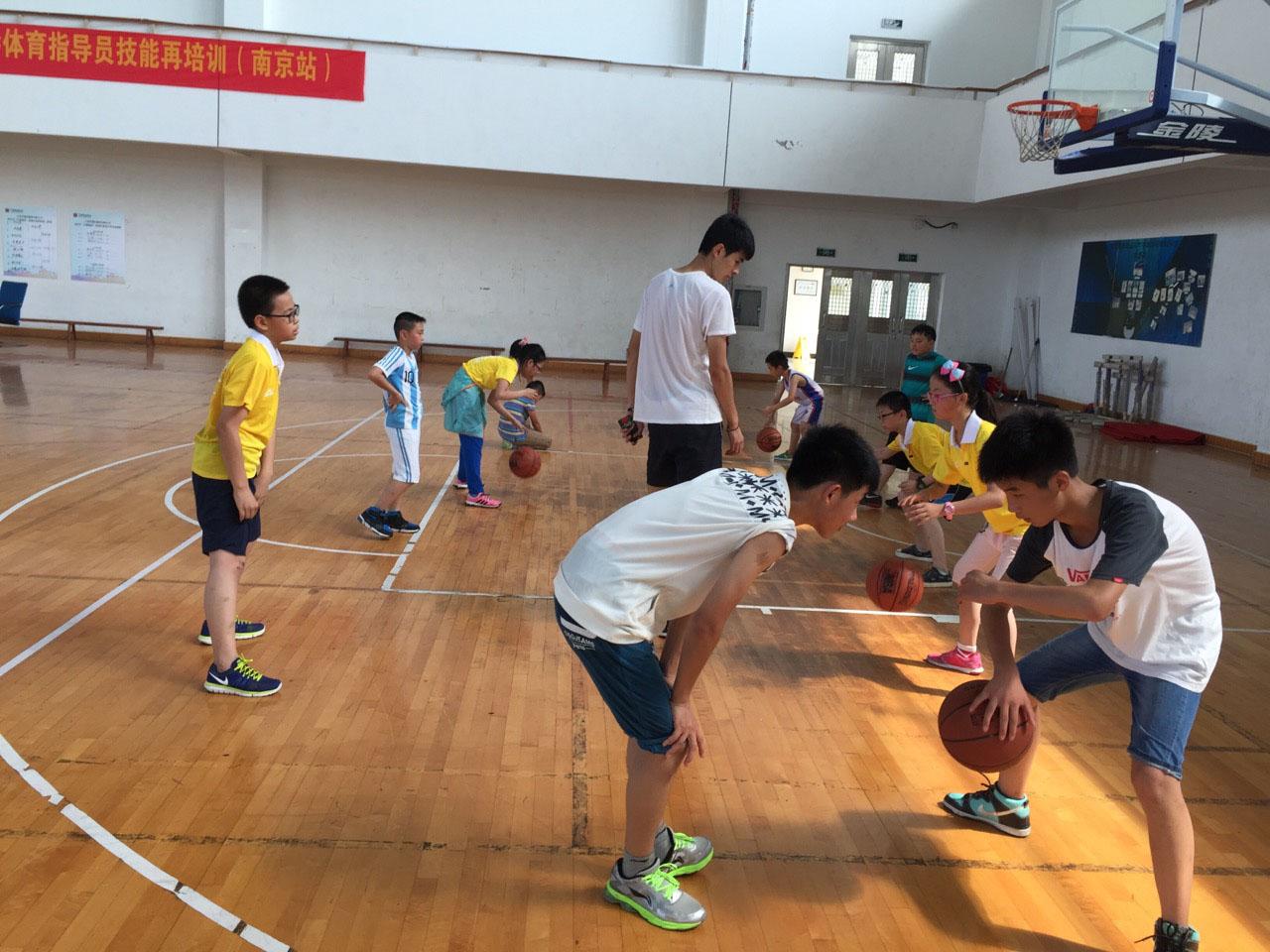 篮球框网编法图解步骤