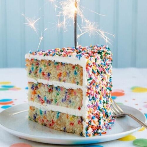 彩铅蛋糕教程图解