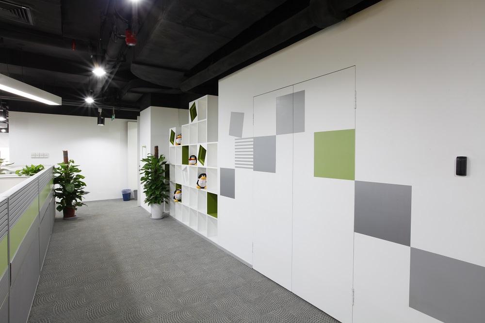深圳辦公室墻面裝飾哪家好?三川裝飾