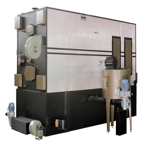 法罗力真空热水锅炉-燃气燃油真空热水机组