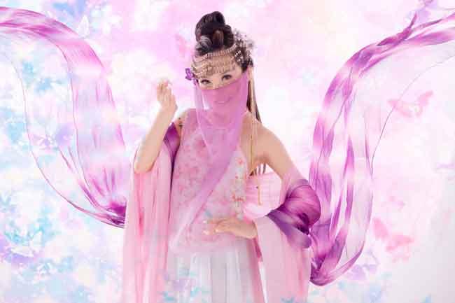 古装写真 薇薇新娘图片