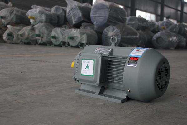 装供热水泵电机步骤图