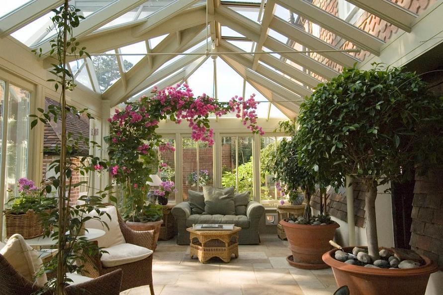 阳光房的用途 花园阳光房 露台阳光房 玻璃房