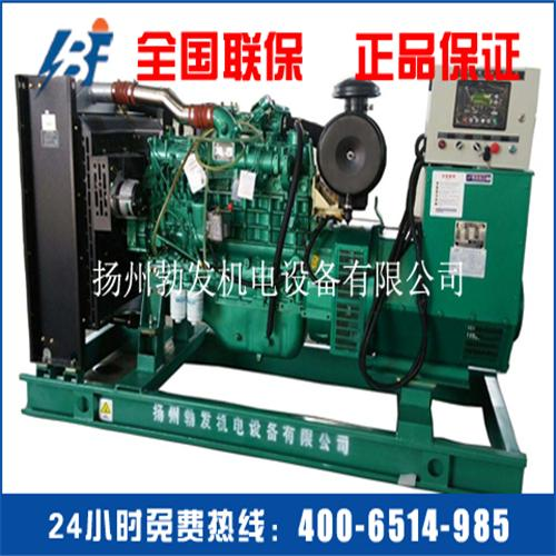 勃发系列广西玉柴柴油发电机组具有结构
