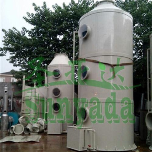 立式废气洗涤塔
