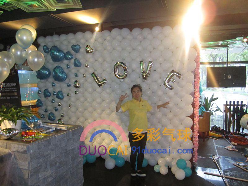 气球造型培训选【多彩气球】 气球小丑(俏皮兔子手拿棒(4种),威武海