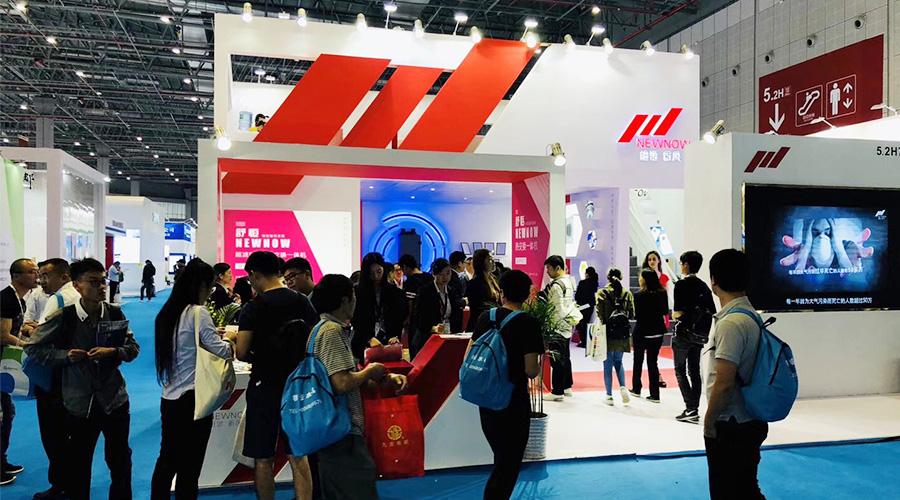 纽诺新风圆满结束2018上海国际空气新风展