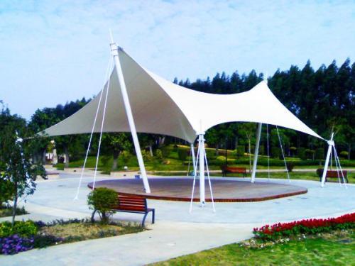 潍坊市膜结构汽车棚 膜结构停车棚 专业徐州膜结构汽车棚