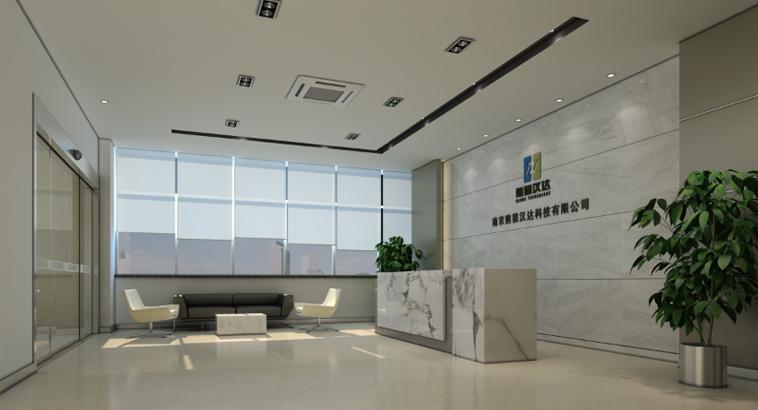 上海松江区美式办公室装修哪里有图片