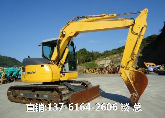 上海二手卡特挖机 二手日立挖掘机图片