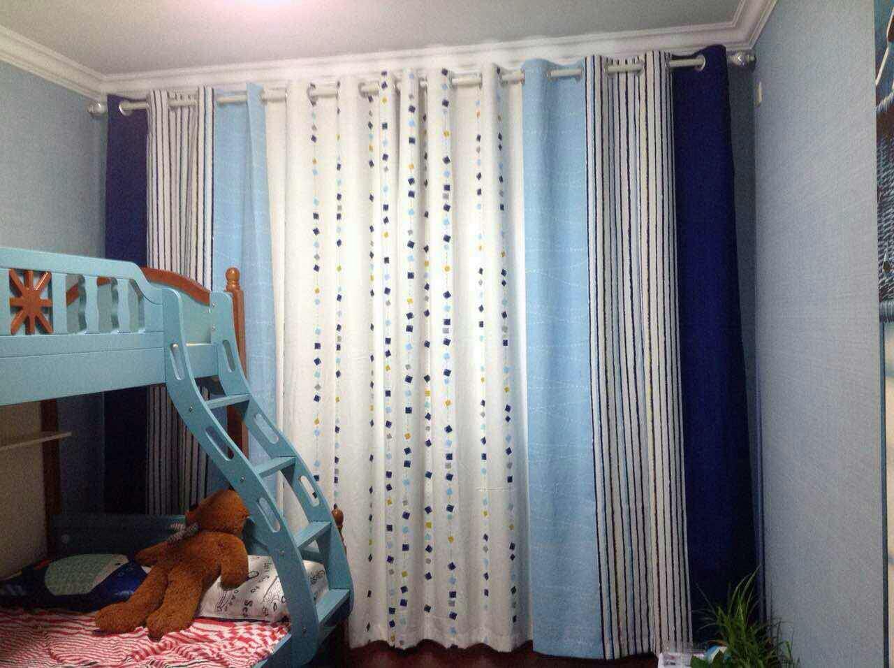 襄阳天贸城遮阳帘窗帘批发价格,襄阳和心布艺精致产品