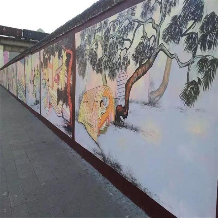 广州海珠区小洲村麦力壁画艺术工作室起源于美丽的广州,是专业校园文化墙设计、学校文化墙建设、校园文化墙彩绘设计、幼儿园彩绘设计、幼儿园墙体彩绘、幼儿园外墙墙绘设计、幼儿园壁画设计、幼儿园大门设计、卡通幼儿园墙壁画于一体的墙体壁画公司。也是国内最早幼儿园壁画和校园壁画行业的公司。因为专注、所以专业!细心决定品质。 主要经营项目有中学校园壁画、小学校园墙画、幼儿园喷绘壁画、幼儿园墙画等。麦力壁画团队做过大量中学校园壁画案例、小学校园操场运动文化墙壁画案例、幼儿园壁画案例、幼儿园彩绘案例、幼儿园外墙彩绘案例、幼儿