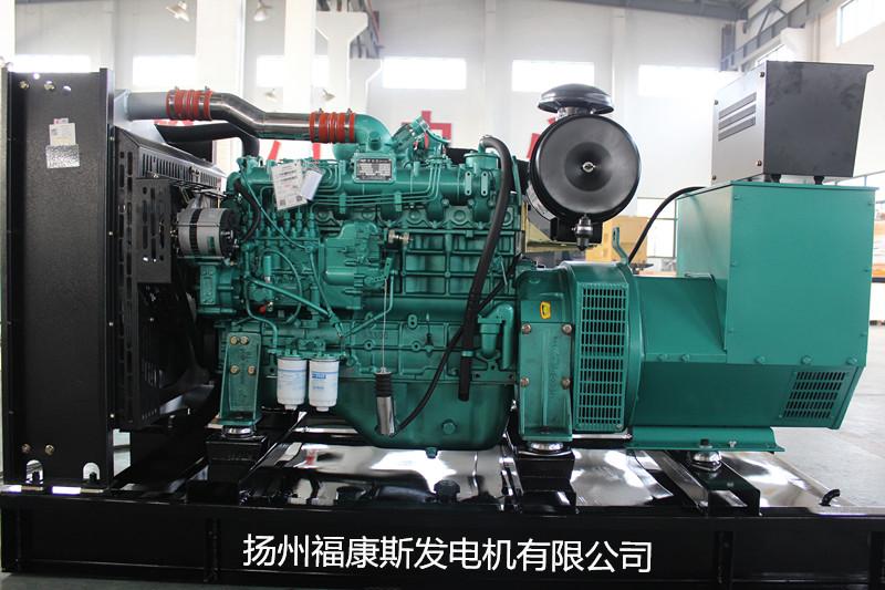 广西玉柴发电机组 (1)玉柴柴油发电机组机型介绍