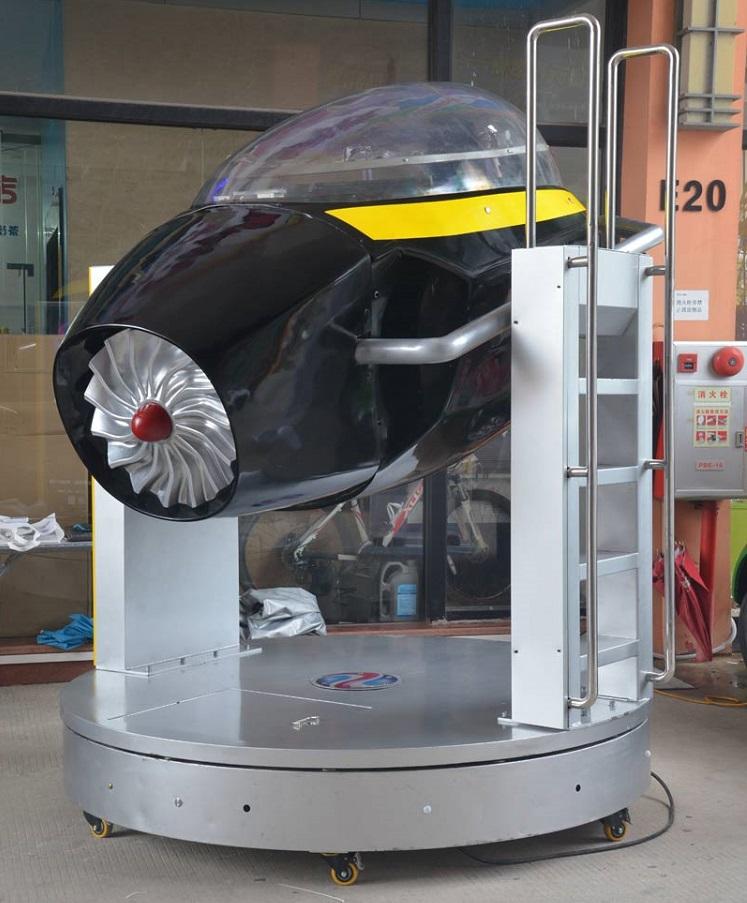 思泓战斗机高仿真飞机飞行模拟器为什么这么受欢迎?
